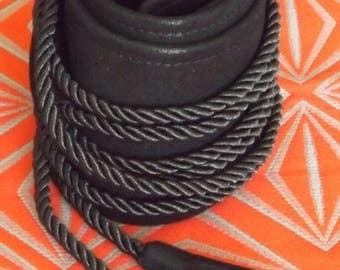 Japanese style leather belt