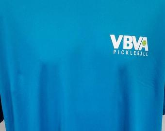 Men's Virginia Beach Pickleball Long Sleeve performance shirt