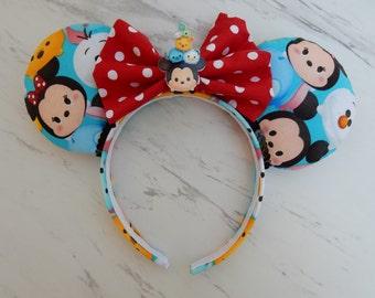 Tsum Tsum Minnie Ears