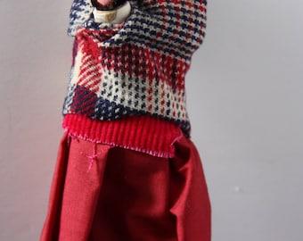 Vintage Native American Souvenir Doll, Native American doll, Native American souvenir, American Indian doll, Native American