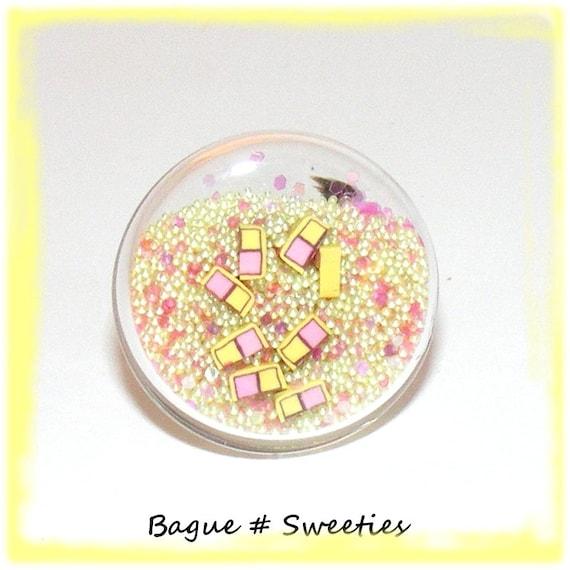 Bague globe [Sweeties]
