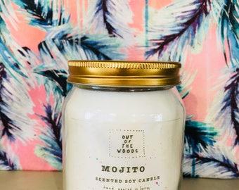 Mojito Scented Candle