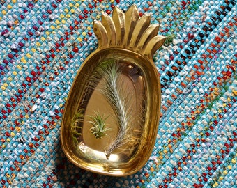 Brass Pineapple Tray or Dish