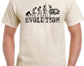 Evolution Of Judo - Mens Funny T-Shirt Martial Arts MMA Fighting Training Top 1786