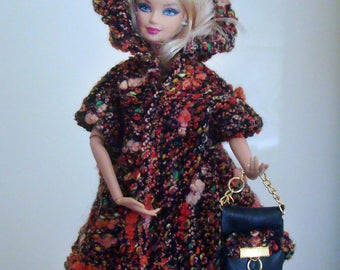 OUTFIT 2 daily clothing dress barbie doll outfit barbie, silkstone, fashionista or 30 cm