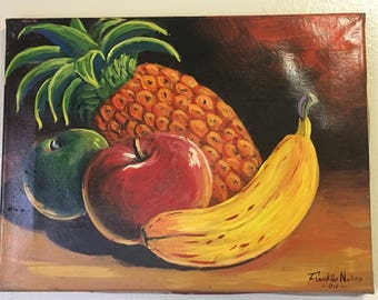 Impressionist painting, Still Life painting,ORIGINAL Painting,Oil Painting,Acrylic Painting,Direct from the Artist, FREE SHIPPING