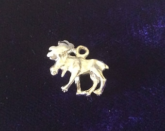 Sterling silver charm vintage #247 s