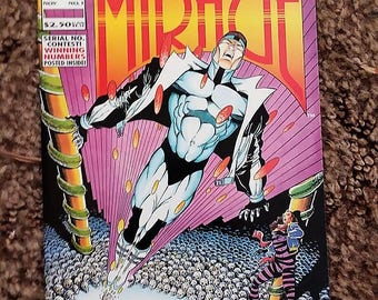 Doctor mirage issue 1//valiant comics//1993//very fine/near mint condition