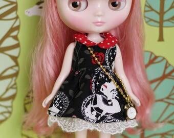 Alice in Wonderland Dress for Middie Blythe