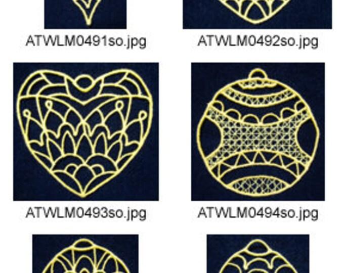 FSL-Elegant-Ornaments ( 10 Machine Embroidery Designs from ATW ) XYZ17K