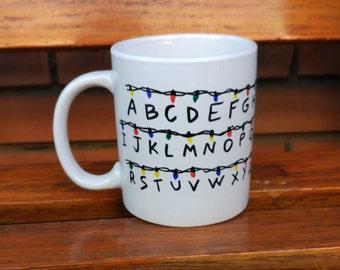Mug Stranger Things