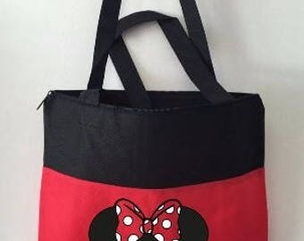 Minnie (or Mickey) Mouse Tote Bag