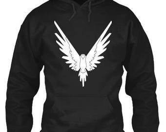 Mavrick Bird Hooded Sweatshirt. Mavrick Sweatshirt. Jake Paul Sweatshirt. Mavrick Hoodie YOUTH SIZES AVAILABLE