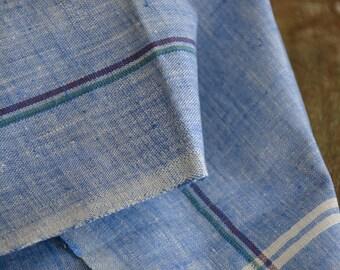 Hand-spun and handwoven khadi napkin , khadi handkerchief , cotton napkin , hand-loom handkarchiefs [ set of 5 ]