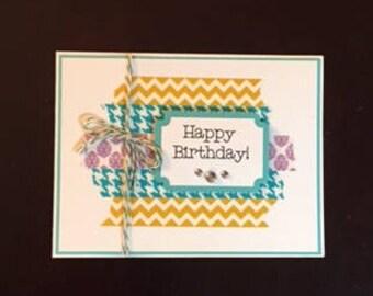 Birthday homemade cards; homemade birthday cards; blank cards; birthday cards; happy birthday card; greeting cards; birthday greeting cards