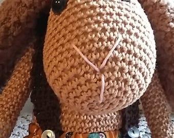 Billy Crochet Rabbit