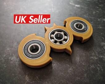 Fidget spinner toy - batman spinner / 3d printed / bat spinner / stress toy / spin toy / tri spinner / hand spinner