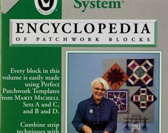 Marti Michell Perfect Patchwork Volume 2, plus Template Set A, and Template Set C