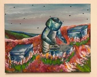 Beekeeper.