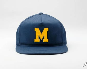 University of Michigan Hat | Michigan Wolverines Hat | Michigan Wolverines | Vintage Michigan Hat | Michigan Football | Wolverines Hat