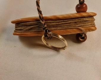 Totally Handmade Wooden B-Line