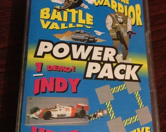 Power Pack Tape 17 Commodore 64