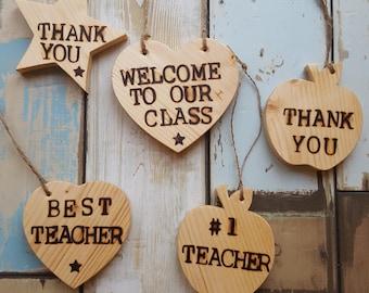 Teacher Gifts | Thank You Teacher! | End of Term Gifts