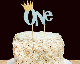 Wild One Cake Topper, Where the Wild Things Are Cake Topper, Wild One Party Supplies, Wild One Birthday Cake Topper