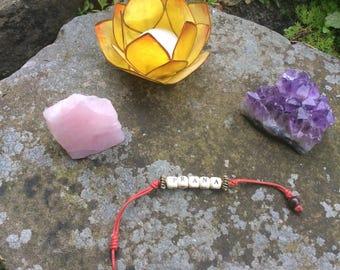 Bracelet, boho, hippie