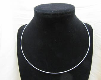 Chain - 18 inch Stainless Steel wire
