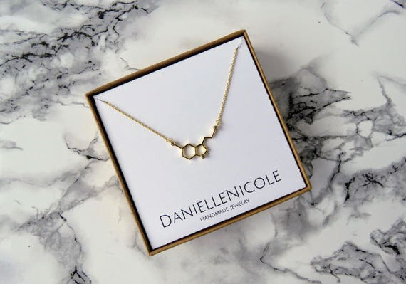 Geometric CZ Necklace, Dainty Necklace, Pendant Necklace, Hexagon Comb Necklace, Everyday Jewelry, Statement Necklace, Statement Jewelry