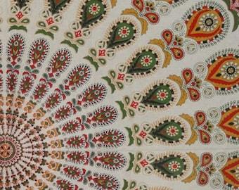 Mandala tapestry,Bohemian tapestry,Indian mandala tapestry,Bohemian wall decor,hippie boho wall decor,wall hanging,mandala wall art