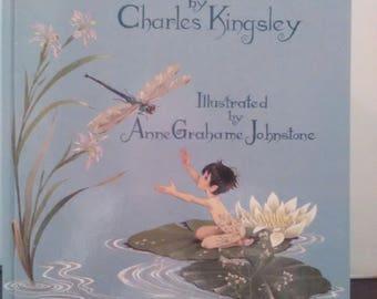 Vintage The Water Babies by Charles Kingsley illus by Anne Grahame Johnstone