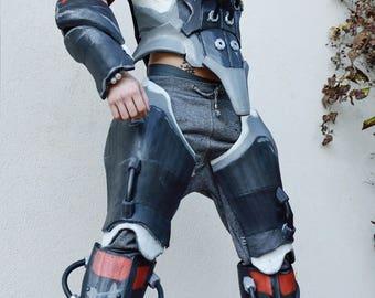 Ganji Overwatch Blackwatch Armor