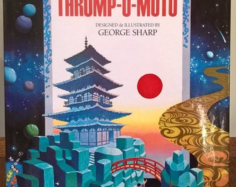 Thrump-O-Moto - James Clavell - George Sharp - Children's Books, Fantasy, First Edition