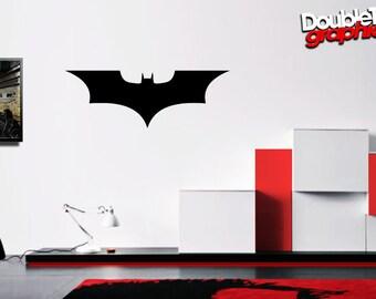 Dark Knight Inspired emblem Vinyl Wall Art