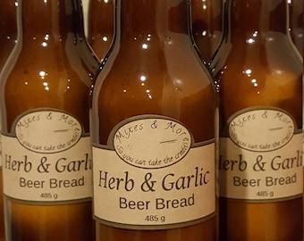 Beer Bread Bottle