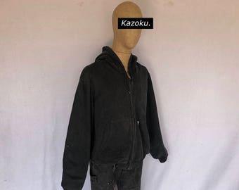 Vintage Hooded Carhartt jacket.