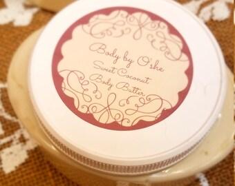 Sweet Coconut Body Butter