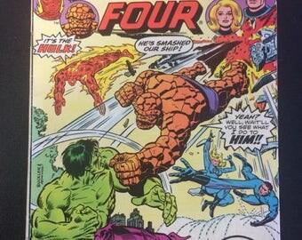 Fantastic Four # 166 Comic by Marvel Comics