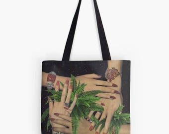 Peace Tote, Peace Bag, Peace Purse, Unity Tote, Unity Bag, Unity Purse, Shopping Bag, Book Bag, Recycle Bag