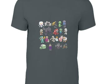 Minecraft Monsters T-Shirt