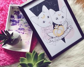 Sailor Moon Kittens