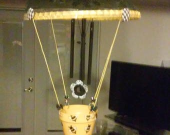 Wind Chimes Bumble Bee