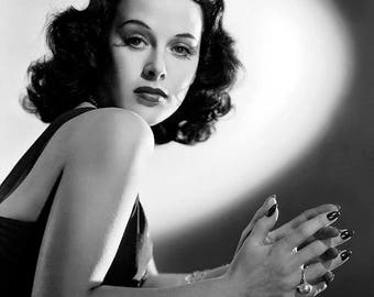 HEDY LAMARR PHOTO #49