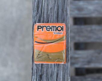 Premo Polymer Clay Orange