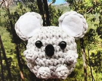 Little Koala Amigurumi