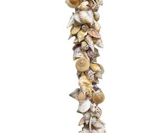 """16"""" Garland with Assorted Shells"""