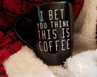 You Think This is Coffee Mug or Travel Mug