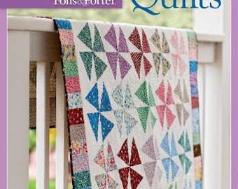 Scrappy Fat Quarter Quilts Quilting Book